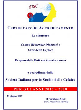 Sances Certificato CC 2017-2018-1