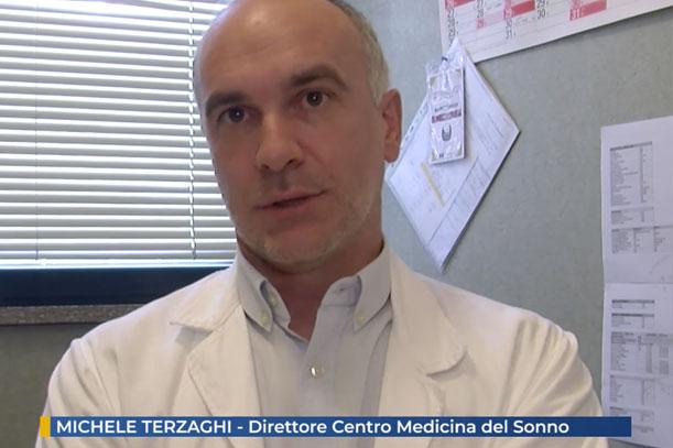 Prof. Terzaghi - Direttore del Centro di Medicina del Sonno a Pavia
