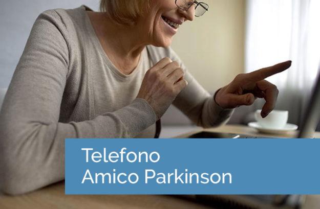 Assistenza a distanza per persone con Parkinson