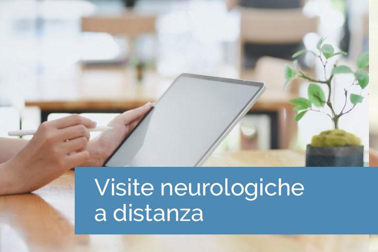 Visite neurologiche a distanza